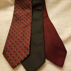 Desighner ties